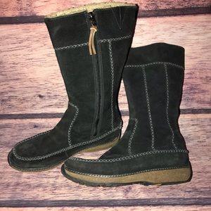 Timberland boots tall mid calf 8.5 women's